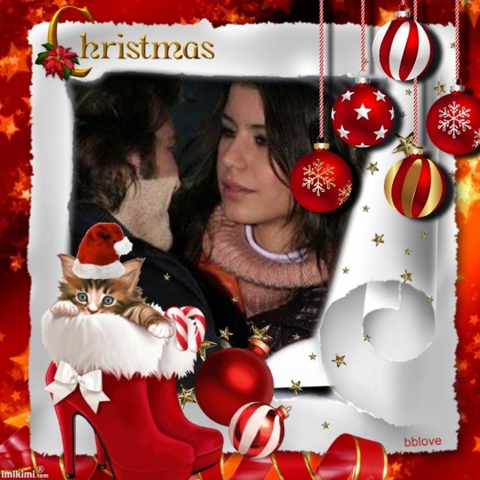 ❤️ Belles fêtes de fin d'année bisous à tous ❤️