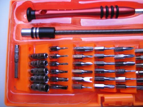 INTEY  kit de réparation de matériel électronique