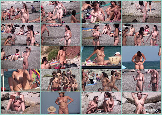Nude Euro Beaches 2018. Part 27.