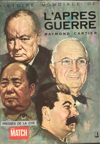 Histoire Histoire Mondiale De l'Après Guerre