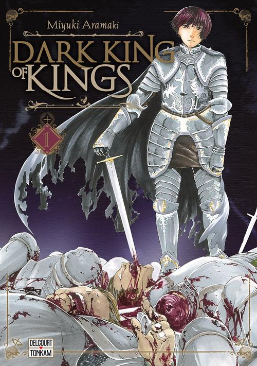 Dark king of kings - Tome 01 - Miyuki Aramaki