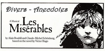Miz Divers - Anecdotes