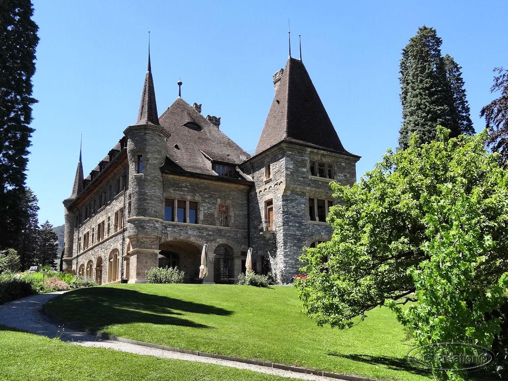 Suisse/Valais (3) : Leuk, Sierres et vallée d'Anniviers, juin 2013 ...