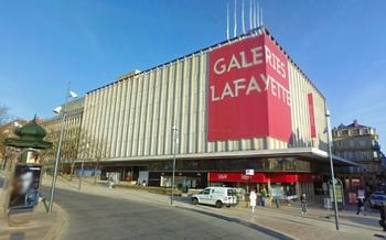 fnac galeries lafayette