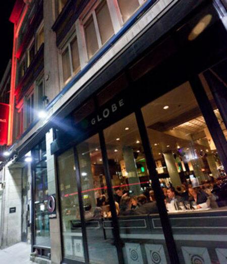 Restaurant:  Restaurant Globe