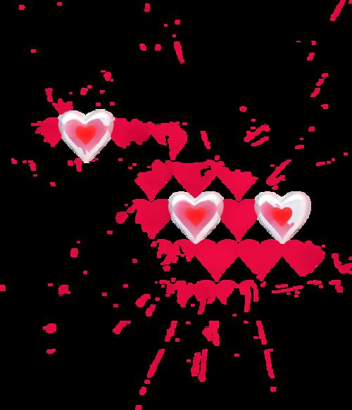 Fonds pour Créations Saint-Valentin