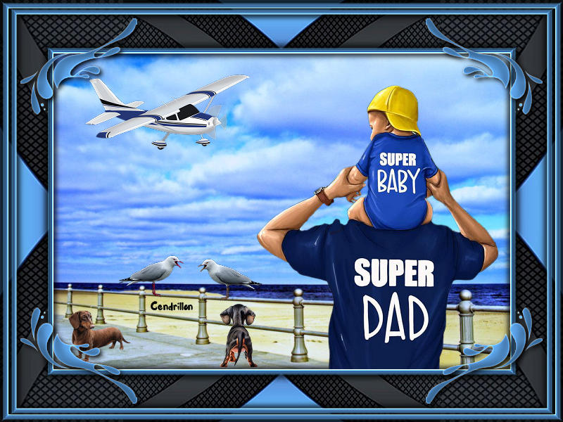 Super Dad - Jemima