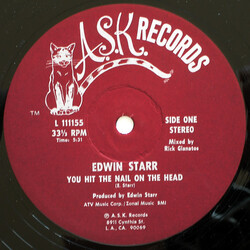 Edwin Starr - You Heat the Nail On The Head