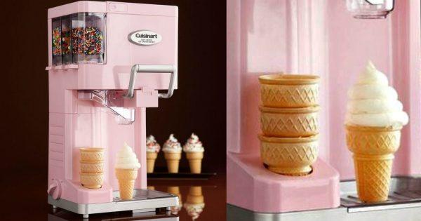 machine pour faire glace italienne
