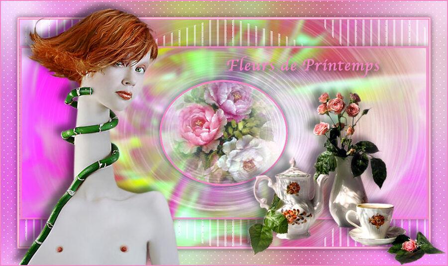 Vos versions Fleurs de printemps pg 3