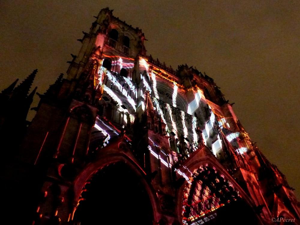 """Notre cathédrale coloriée par """"Chroma"""""""