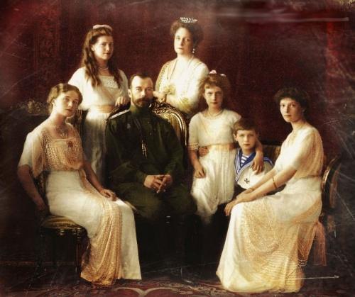 Biographie d'Alexandra Fiodorovna Romanova
