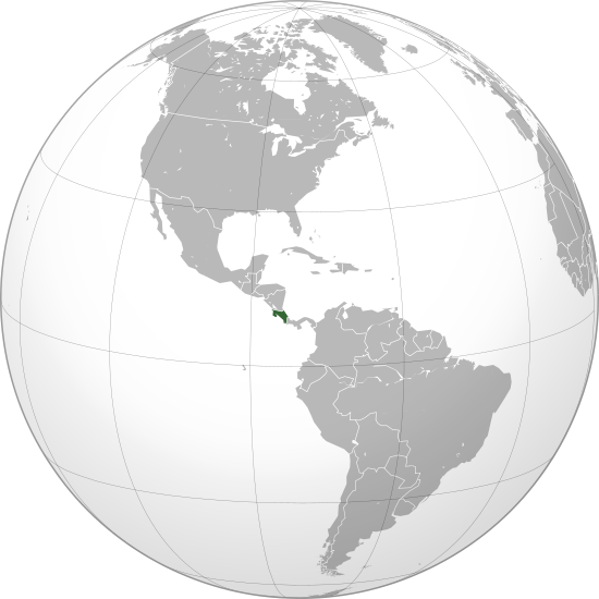 Blog de lisezmoi : Hello! Bienvenue sur mon blog!, Le Costa Rica : San José