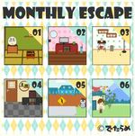 Monthly Escape 1-6 - Detarame
