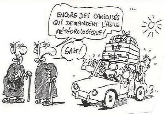 Météo et Bretagne 2 (Humour)