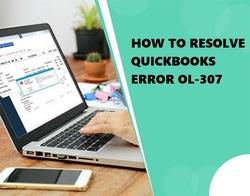 QuickBooks Error OL-307
