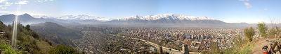 Blog de lisezmoi :Hello! Bienvenue sur mon blog!, Le Chili : Santiago