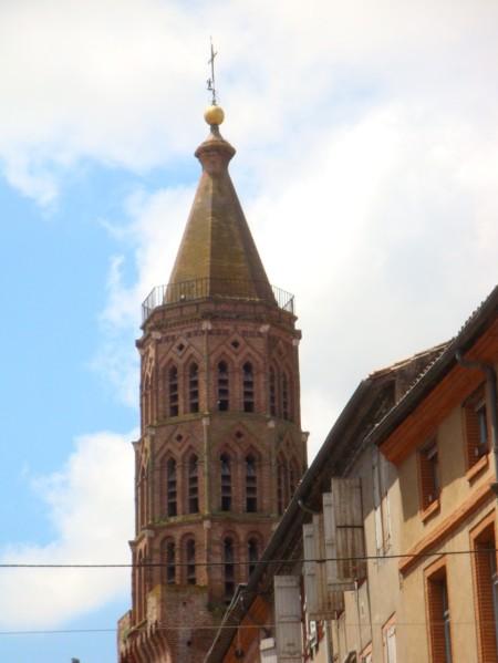 clocher de l'église St Jacques
