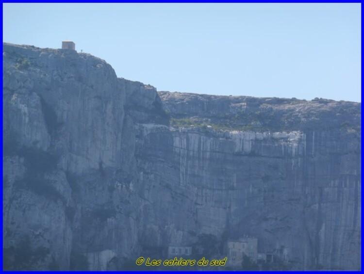Massif de la Sainte-Baume, Notre Dame des Adieux.
