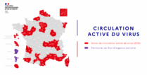 Le suivi journalier du Covid19 en France