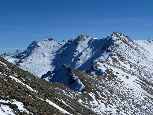 Pointe des Avers (3089m)