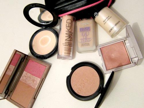 ♥ Dans ma trousse makeup de novembre ! ♥