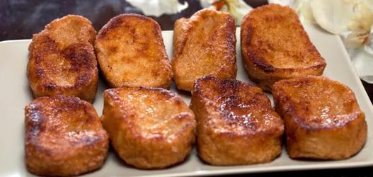Torrijas y tostadas. Cuatro siglos de tradición. | lagallofa