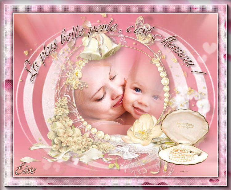 09. La plus belle perle , c'est Maman !