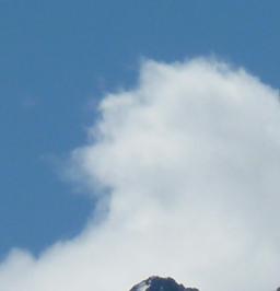 Les esprits des nuages