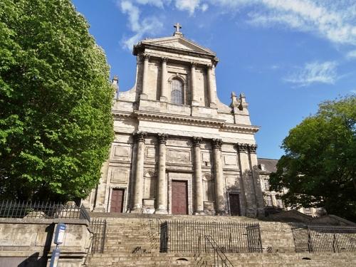 Arras: autour du Musée des Beaux-Arts (photos)
