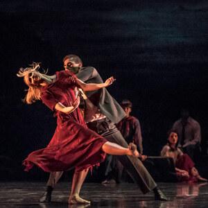 dance ballet rambert ballet ghost ballet