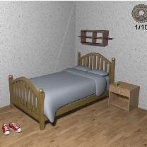 Umeko - Bedroom Escape