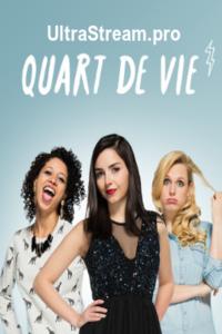 Quart de vie : Quart de vie est une comédie qui suit les péripéties de trois adulescentes dans la vingtaine, qui peinent à faire leur place dans un monde où, à leur âge, il semble n'y avoir que trois façons de s'accomplir : en fondant une famille, en créant Facebook ou en participant à Occupation double. ... ----- ...  Langue du Film: VFQ Diffusion d'origine: 2014-15-17 Nationalité: Canada Québec Genre: Comédie Cast: Réalisatrice Marie-Claude Blouin, Comédiennes :Alexandra Cyr, Marie-Soleil Dion, Nadia Essadiqi, Nico Archambault, Amélie B. Simard, Virginie Ranger-Beauregard, Jean-Philippe Perras, Pierre-Luc Funk, Mylène Mackay