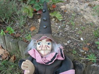 La sorcière Popina