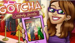 Gotcha: Celebrity Secrets est un nouveau jeu à télécharger