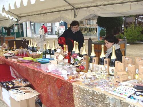 Le Marché de Noël des Vitrines Châtillonnaises