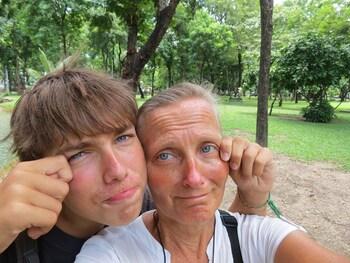 08 Août 2013 - Bangkok - Le parc Lumphini