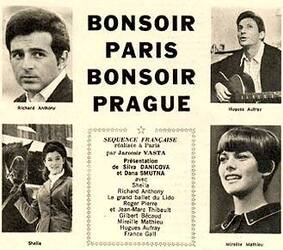 05 février 1966 / BONSOIR PARIS, BONSOIR PRAGUE