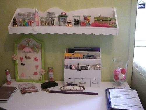 Mon atelier,