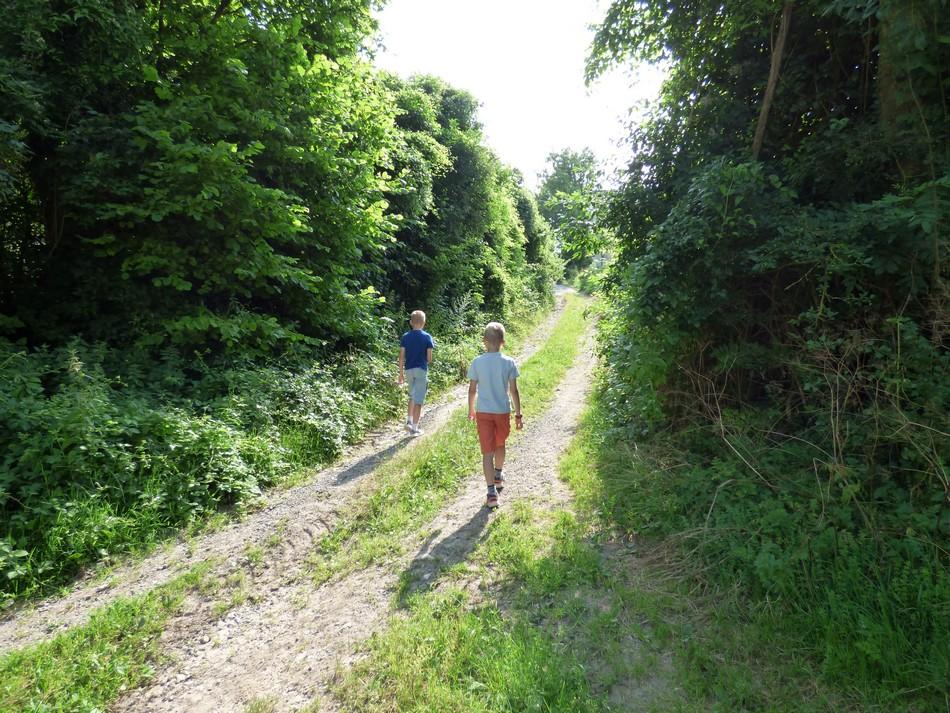 Retour sur mon séjour dans le bas de l'Aisne