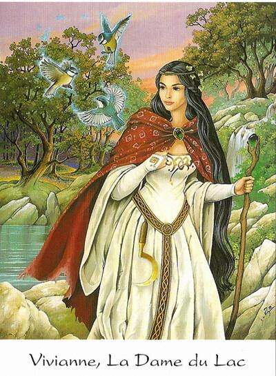 Un unique principe divin féminin ... !!!