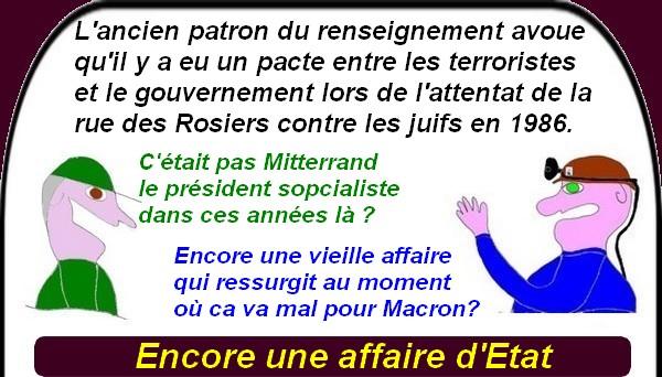 Macron, le Pape, Gere, etc... ce sont les infos du samedi