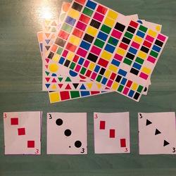 Ateliers/ jeux à faire avec des jeux de cartes