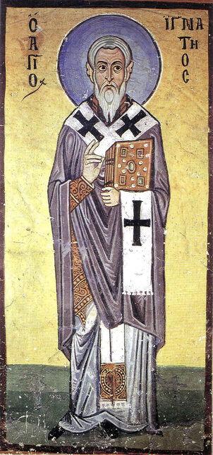 Ignace d'Antioche le Théophore