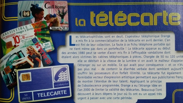 DE LA CABINE TELEPHONIQUE AU TELEPHONE FIL