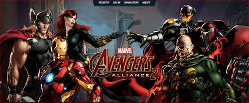 Disney Interactive and Marvel reveal their next mobile game