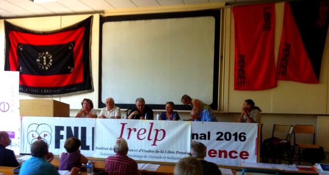 Le Congrès 2016 FNLP a commencé- articles et discours de l'AILP lire et télécharger...
