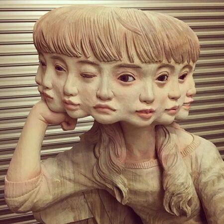 ➤ Un peu d'art #13 : Oshitoshi Kanemaki