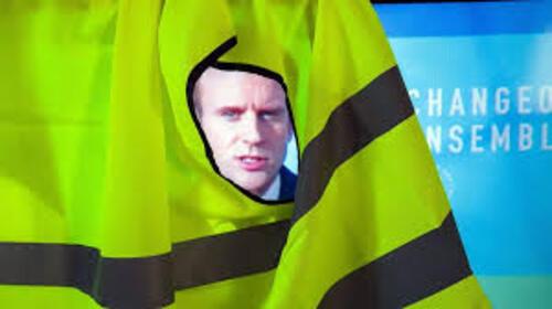 Macron ne sait pas comprendre le peuple ni s'adresser à lui.
