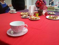 1er Tea Time du nouveau Ladies Club